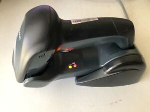 Datalogic Gryphon Gbt4400 bk Handheld Scanner With Charging Base And Cable