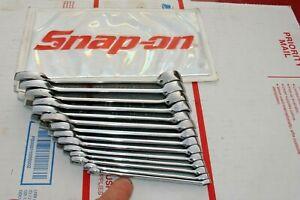 Snap On Tools Oexm Metric Short Combination Wrench Set 14pc