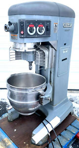 Hobart Hl600 Legacy Commercial Bakery Mixer 60 Qt With Bowl And Guard
