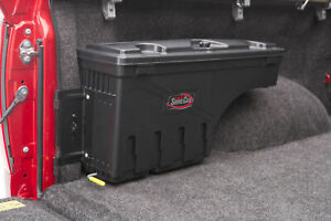 Undercover Swing Case Driver Side Truck Bed Storage For Titan 2016 2021