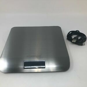 Usb Stamps com 5 Lb Pound Stainless Steel Digital Postal Scale