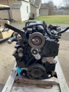 2016 Navistar Maxxforce Mdt Diesel Engine 375hp All Complete And Run Tested