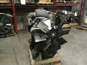 1999 International Dt 530e Industrial Diesel Engine 230hp All Complete