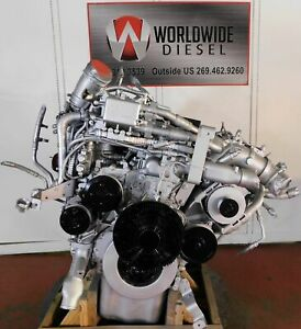 2011 International Maxxforce 13 Diesel Engine 430hp Approx 473k Miles