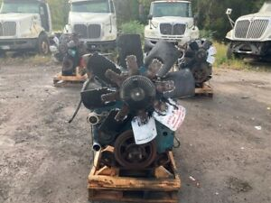 1996 International Dt 530e Diesel Engine 275hp All Complete