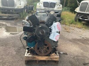 1998 International Dt466e Diesel Engine 210hp Approx 89k Miles All Complete