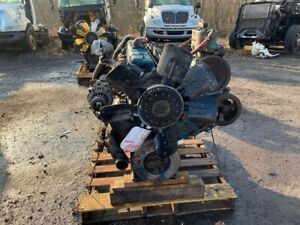 International Dt 466c Diesel Engine All Complete