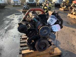 1990 International Dt 466c Diesel Engine 210hp All Complete