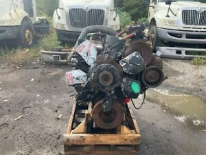 1979 International Dt466b Diesel Engine 210hp All Complete