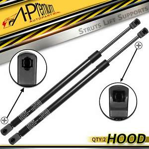 2x Front Hood Lift Supports Shock Struts For Chevy Lumina 1995 2001 Monte Carlo