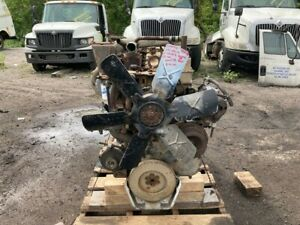 1976 Cummins Ntc350 Small Cam Diesel Engine 350hp All Complete Run Tested