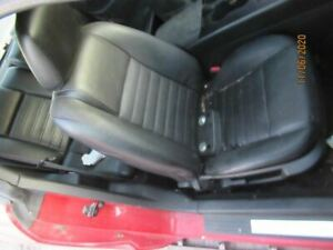 Front Seat Bucket With Sport Type Leather Manual Fits 05 07 Mustang 2706178