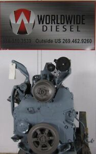 2002 International Dt466 Diesel Engine 215hp Approx 231k Miles All Complete