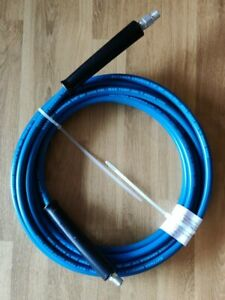 Suttner America 1 4 X 25 Blue Carpet Cleaning Solution Hose 3 000 Psi