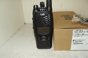 Tait Tp9400 Uhf Portable P25 Limited Keypad 450 520mhz Loaded Phase 1 2 Wifi