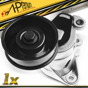 Belt Tensioner With Pulley For Pontiac 1989 Buick Regal 1986 1987 3 8l 25525338