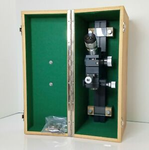Walter Uhl Precision Component Attachment Microscope Zm 1 B40 mt2 W case 603