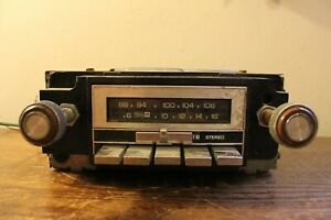 Vintage Delco Am Fm Car Truck Radio