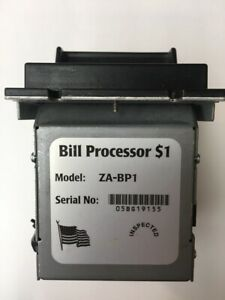 Coffee Inns Dollar Processor Bill Changer Model Za bp1 Used Works