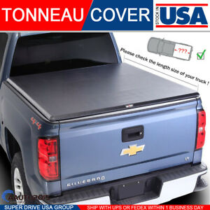 2003 2009 Dodge Ram 2500 3500 Lock Truck Soft Roll Up Tonneau Cover 8ft Long Bed