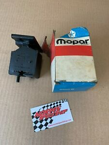 Mopar 4 Speed New Nos Transmission Mount 727 B Body Super Bird 1966 70 Daytona