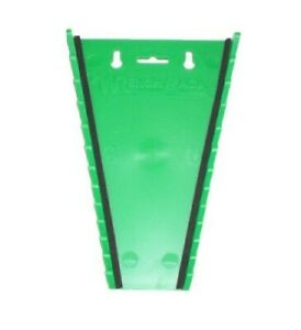 Protoco Usa 1040 Green Universal Wrench Rack Organizer Holds 12 Wrenches