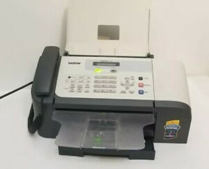 Brother Intellifax 775 Plain Paper Fax Copier Machine May Need Ink