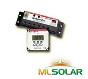 Morningstar Sunsaver Duo Ssd 25rm With Remote Meter