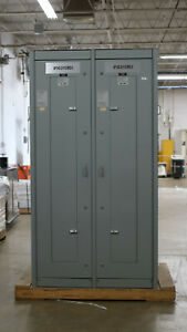 800 Amp Electric Panel 208y 120 3 Phase 4 X 200 2 X 400 Distribution Switchboard