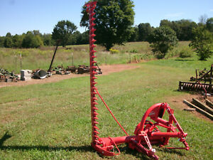 7 501 Ford Sickle Mower the Best Equipmen cheapest Shipping