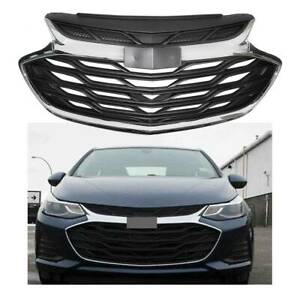 For 2019 Chevrolet Cruze Front Bumper Upper Grille Assembly Replacement 42674397