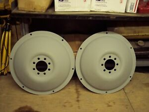 Ford 8n Tractor Wheel Center Holds Rim Tire To Tractor Hub Rim Center