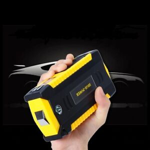 Car Jump Starter 600a Starting Device Portable Power Bank 12v Starter