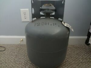 National Refrigerant Recovery Reclaim Cylinder Tank 50lb Pound Sealed