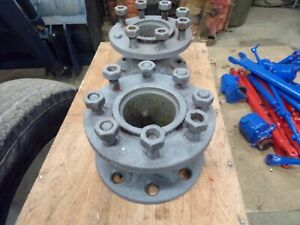 Ford Tractor 8n 600 800 601 801 2000 4000 Wheel Spacers Extensions