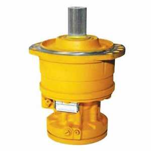 Hydraulic Motor Compatible With Caterpillar 226 228 232 216b 242 220 8152