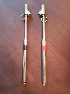 Dual Head Tire Pressure Gauge For Cars And Trucks 10 150lbs Lot Of 5