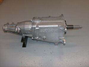 1966 Chevy Chevelle Ss M20 Ratio Muncie 4 Speed Transmission Rebuilt 3885010