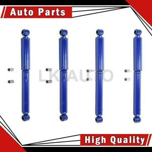 Monroe Shocks Struts Front Rear 4 Of Shock Absorbers For Ford Deluxe