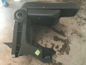 1994 1999 Bmw E36 M3 Oem Coupe Sedan Front Armrest Center Console Black Leather