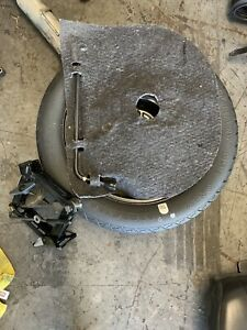 2004 Mustang Mach 1 Spare Tire Jack And Tools