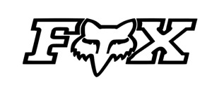 Fox Racing Vinyl Decal