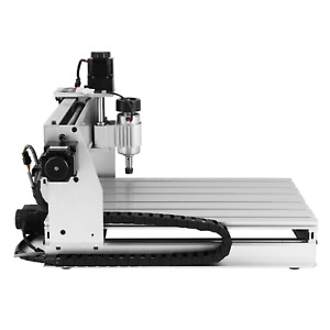 4 Axis 400w 3040 Cnc Router Machine 3d Engraver Wood Drill milling Machine
