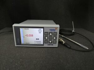 Solatron Metrology Si3100 911360 us Twin Axis Display Controller W probe