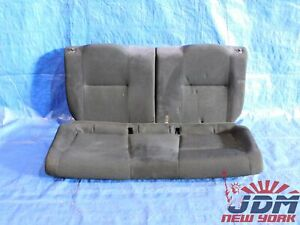 02 06 Jdm Honda Integra Dc5 Type R Acura Rsx Top bottom Rear Oem Black Seats 1