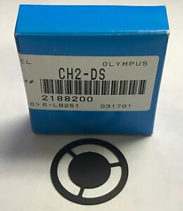 Olympus Ch2 ds Darkfield Light Stop For Ch Microscopes New