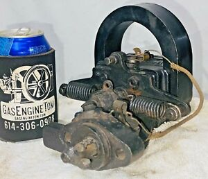 Webster Type E Low Tension Magneto Igniter For 1 1 2hp Stover K Hit Miss Engine