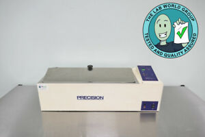 Thermo Precision Circulating Water Bath 34 5 Liter With Warranty See Video