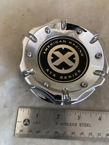 Are Ar American Racing Atx Series Chrome Wheel Hub Center Cap Cover 394k108