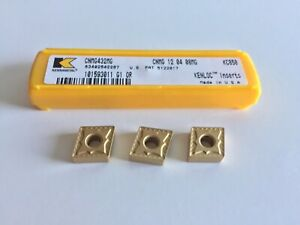 Kennametal Cnmg432mg Turning Kc850 Inserts 5 Inserts As Shown